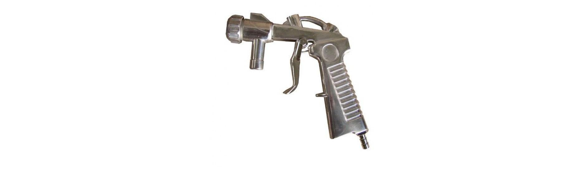 Pískovací pistole